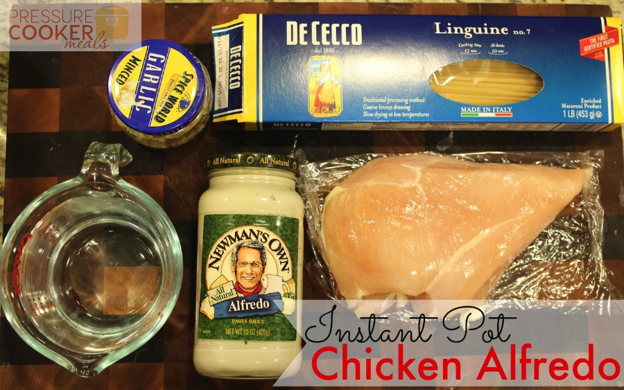 Instant Pot Chicken Alfredo1