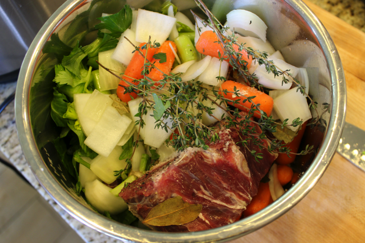 Instant Pot Beef Broth3