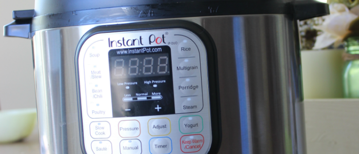 4 Tips For Using Your Instant Pot For Meal Planning