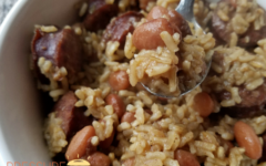 Instant Pot Red Beans & Rice